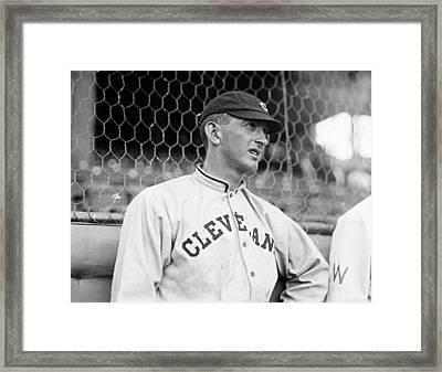 Joe Jackson (1889-1991) Framed Print