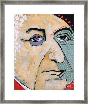 2.  John Adams Framed Print