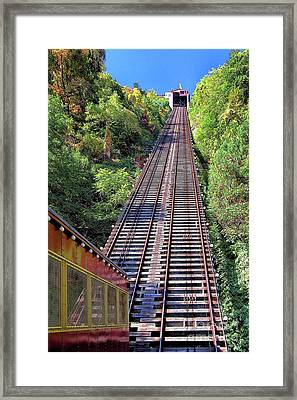 Johnstown Incline Framed Print