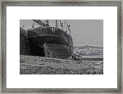 Keewaydin Framed Print by Brian Roscorla