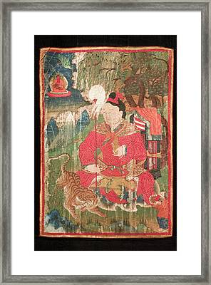 Ladakh, India Pre-17th Century Framed Print by Jaina Mishra