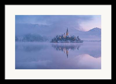 Bled Framed Prints