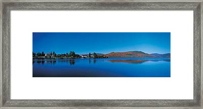 Laurentide Quebec Canada Framed Print by Panoramic Images