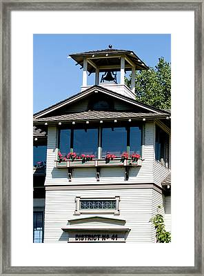 L'ecole 41 Winery, Walla Walla Framed Print by Nik Wheeler
