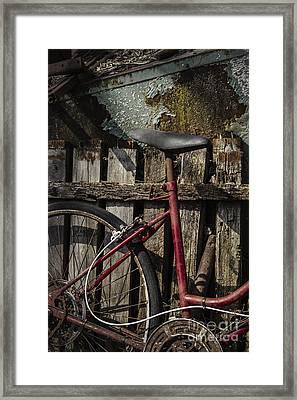Left Framed Print by Margie Hurwich