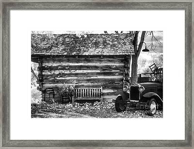 Leiper's Fork Framed Print by Jeff Holbrook