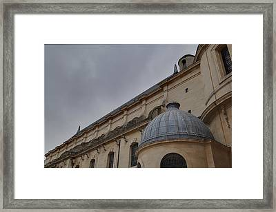Les Invalides - Paris France - 01131 Framed Print by DC Photographer