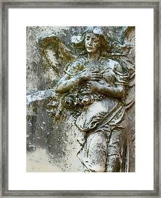 Let Me Comfort You Framed Print