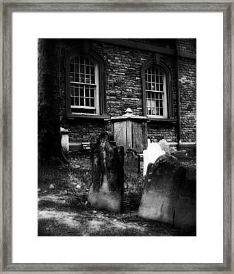 Loophole Framed Print by David Fox