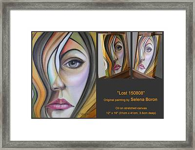 Lost 150808 Framed Print