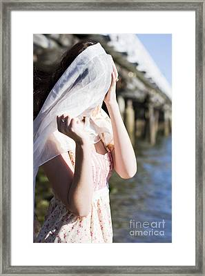Lost At Sea Framed Print by Jorgo Photography - Wall Art Gallery