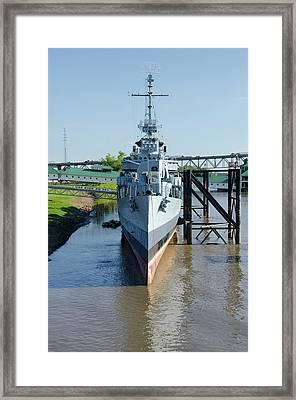 Louisiana, Baton Rouge Framed Print by Cindy Miller Hopkins