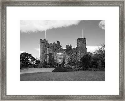 Malahide Castle Framed Print