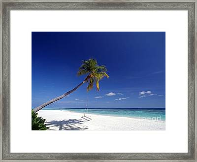 Maldives 06 Framed Print by Giorgio Darrigo