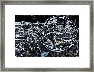 Manifold Framed Print