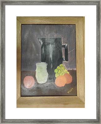 #2 Framed Print by Mary Ellen Anderson