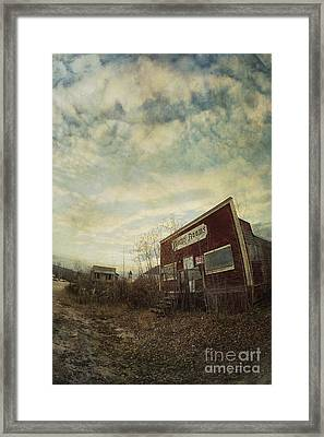 Marys Rooms Framed Print