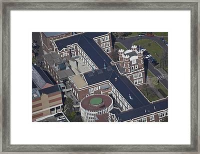 Melbourne High School Framed Print