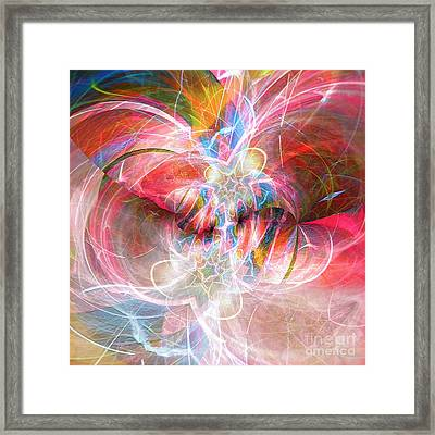 Metamorphosis  Framed Print by Margie Chapman