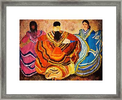 Mexican Fiesta Framed Print