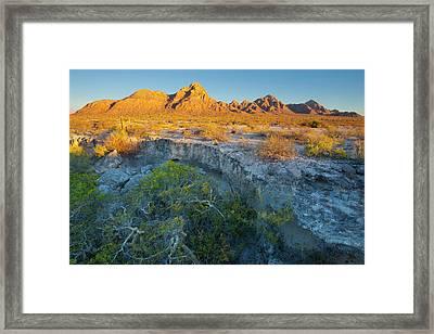 Mexico, Baja, Sea Of Cortez Framed Print by Gary Luhm