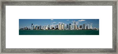 Miami Framed Print by Lawrence Boothby