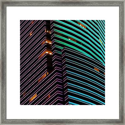 Miami Tower - Miami ( 1986 ) Framed Print