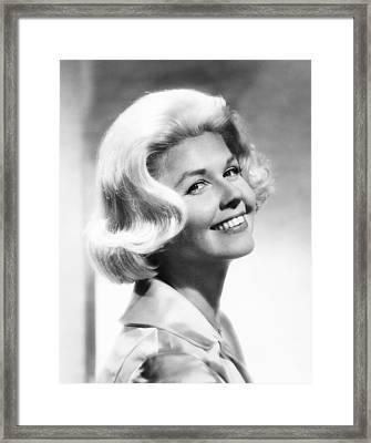 Midnight Lace, Doris Day, 1960 Framed Print