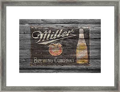 Miller Framed Print by Joe Hamilton