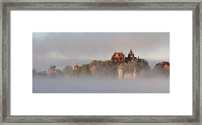 Morning Has Broken Framed Print by Lori Deiter