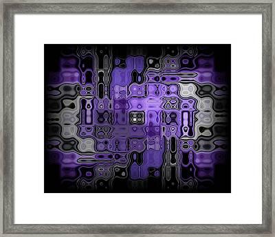 Motility Series 22 Framed Print