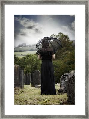 Mourning Framed Print by Joana Kruse