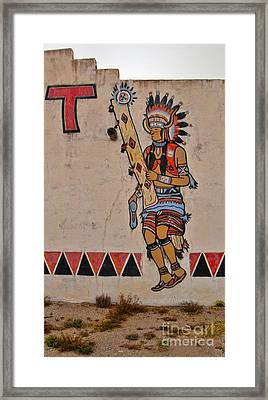 New Mexico Framed Print by Gregory Dyer