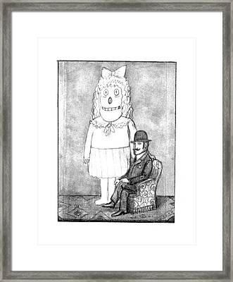 New Yorker December 25th, 1978 Framed Print