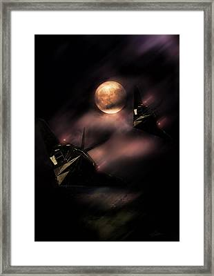 Night Stalkers Framed Print
