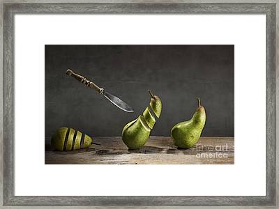 No Escape Framed Print by Nailia Schwarz