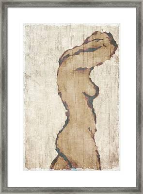 Nude Framed Print