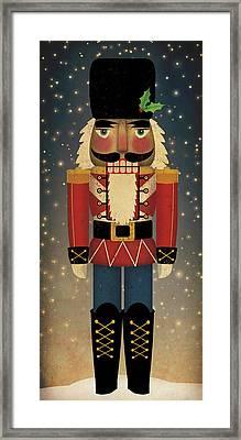 Nutcracker Framed Print by Ryan Fowler