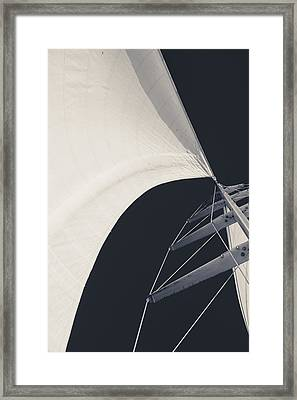 Obsession Sails 10 Framed Print