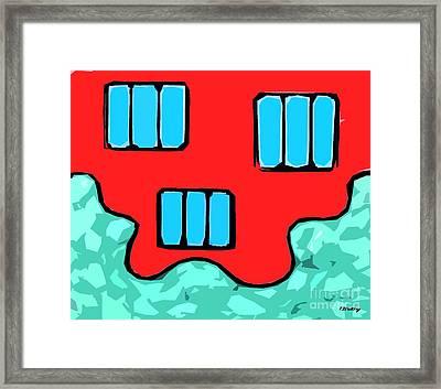 Ocean Framed Print by Patrick J Murphy