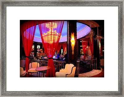 Old San Juan Framed Print by Karen Wiles
