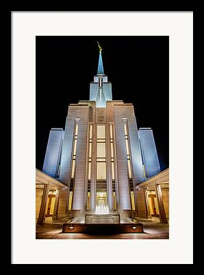Moroni Framed Prints