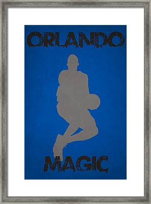 Orlando Magic Framed Print