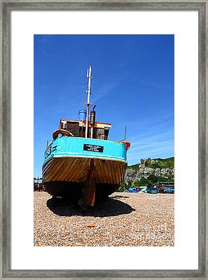 Our Lady Of Hastings Framed Print
