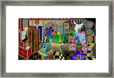 Paint Your World Framed Print by Jason Secor