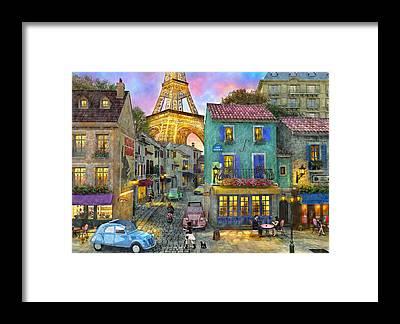 Designs Similar to Paris Streets