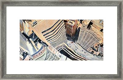 Pegasus View Framed Print