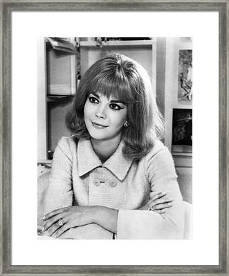 Penelope, Natalie Wood, 1966 Framed Print by Everett