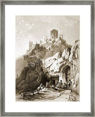 Perez Villaamil, Jenaro 1807-1854 Framed Print