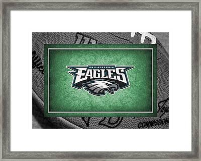 Philadelphia Eagles Framed Print